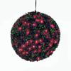 40cm Puksipuupallo LEDeillä, väri punainen. On n