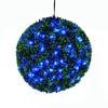 40cm Puksipuupallo LEDeillä, väri sininen. On ni