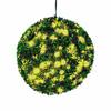 40cm Puksipuupallo LEDeillä, väri keltainen. On