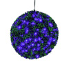 40cm Puksipuupallo LEDeillä, väri violetti. On n
