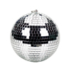 BEAMZ High Quality Mirror Ball 20cm in colour box, Peilipallo ns. discopallo, joka sopii koti- ja am