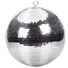 BEAMZ High Quality Mirror Ball 30cm in colour box, Peilipallo ns. discopallo, joka sopii koti- ja am