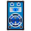 PA Blue Speakerbox (kpl)12' LED 600W passiivikaiut, discoland.fi