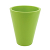 DECO Lasikuituruukku 44 x 61cm vihre�. Fiberglasspot, green. Robust and timeless, perfect for long-t