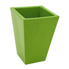 DECO Lasikuituruukku 39 x 45cm vihre�. Fiberglas spot, green. Robust and timeless, perfect for long-