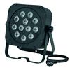 LED SLS-12 flat par 12x 5W QCL LEDiä (4in1 quadco
