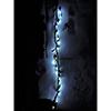 180cm Myrttiköynnös 20 valkoista LEDiä, sisält