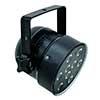 LED PAR-56 valonheitin QCL 9x 8W quadcolor LEDeill