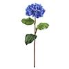 76cm Hortesia sininen. Hydrangea spray, blue