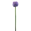 55cm Ukkolaukka laventelinsininen. Allium, lavende