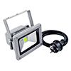 LED FL-10 IP54 LED-ulkovalaisin 10W COB LED. Valon