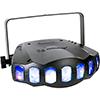 Revo Sweep LED-efekti  RGBW 84 LEDiä 116˚ la