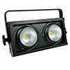 PRO Audience Blinderi 2x 100W COB LEDiä, 60°, 32