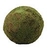 50cm Sammalpallo, vihreä. Mossball, green. Natura