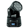 LED TMH-9 Moving Head Wash 7x 8W quadcolor LEDiä,