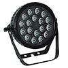 PRO Slim PAR-18 LED-valonheitin 18x 5W QCL. RGBW L
