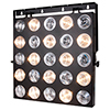 Matrix Beam LED Audience Blinderi 25x 3W Cree LEDi