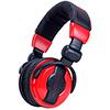 HP550 DJ-kuulokkeet punainen Potkaisee tyylillä!