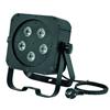 LED SLS-5 Floor LED-valonheitin 5x 5W QCL LEDiä (