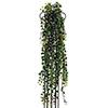 160cm Muraattiköynnös deluxe, vihreä-malva.