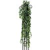 160cm Viiniköynnös deluxe, vihreä-valkoinen hui