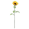 EUROPALMS 110cm Auringonkukka. Sunflower. Amazingly real imitation of a sunflower