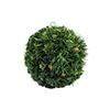 20cm tyylikäs jouluinen havupallo, vihreä.