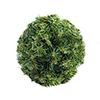 25cm tyylikäs jouluinen havupallo, vihreä.