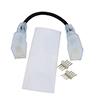 LED Neon Flex EC taipuisa johtoliitin. Flexible co