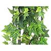 90cm Muraatti, tummanvihreä-vaaleanvihreä aidost