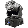 LED TMH-60 MK2 Moving Head 60W COB LED. LED-toimin
