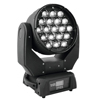 LED TMH-X5 Moving Head Wash Zoom 19x 12W COB LEDi�