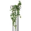 86cm Muraattiköynnös lehtisuonikuviolla, vihreä