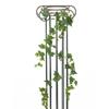 183cm Muraattiköynnös lehtisuonikuviolla, vihre�