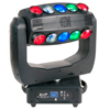 ACL 360 Rolleri 20x 15W RGBW 4-in-1 LEDiä, ohjaus