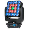 ACL 360 MATRIX™ Moving Head Panel 25x 15W RGBW (