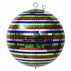 30cm peilipallo monivärisillä peileillä 10mm. M