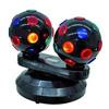 Mini Double Ball 2x230V/15W DR valoefekti kotikäy