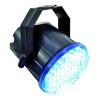 LED techno strobe 250 ääniohjauksella. Tehokas s