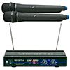 VOCOPRO UHF-3200 langaton mikrofonisetti sisältää 2kpl käsimikrofonia ja 1kpl dual-vastaanottimen. Legenda on tehnyt paluun ja nyt saatavana uutena versiona 2014 yhteensop