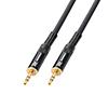 Mini Plugi-Plugi-adapterikaapeli 1,5m, Jack Plug 3