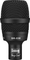 DM-030 Instrumenttimikrofoni dynaaminen kaapelilla