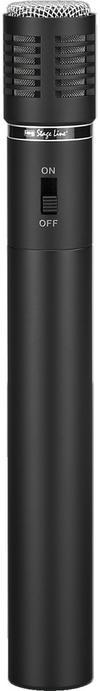 ECM-285 kondensaattorimikrofoni laulu- ja instrume