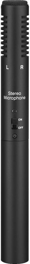 ECM-600ST Suuntamikrofoni elektreettikondensaattor