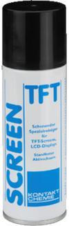 KSTFT-200 Vaahto puhdistusaine näytöille TFT, LC