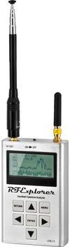 RF-EXPLORER/3 on RF radiotaajuusanalysaattori joka