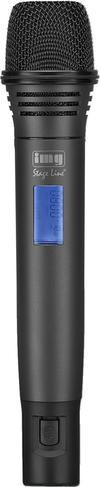 TXS-606HT käsilähetin mikrofoni taajuus 672.000-