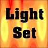 ValoSetti 3. sis 4kpl Futurelight scanneri sekä v