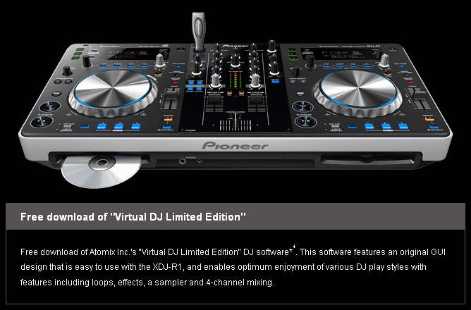 Virtual DJ Limited Edition
